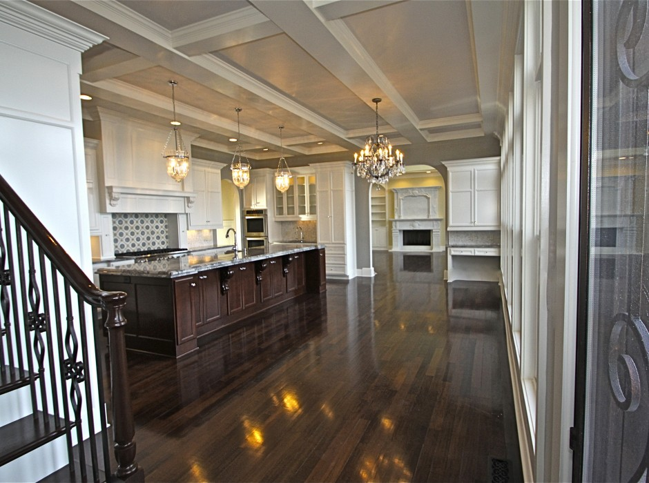 Lake Dr kitchen stair 940x700 - Photo Gallery