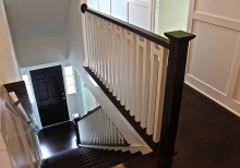 Trot uppper hall stair 220x154 - Trottier stair upper hall